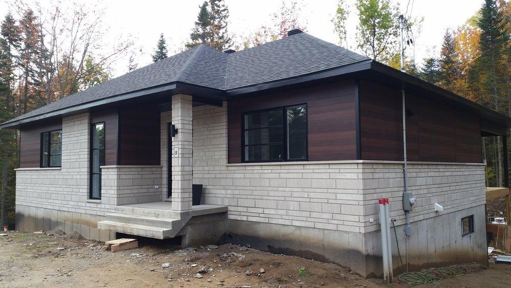 R alisations constructions finales distinction for Garage sans franchise