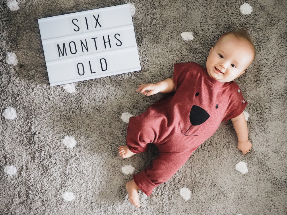 baby jett 6 months