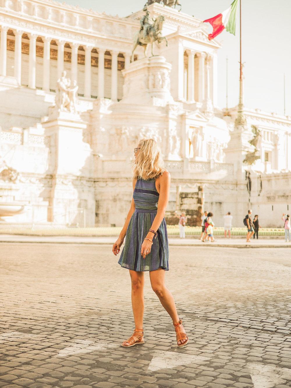 Rome dametraveler