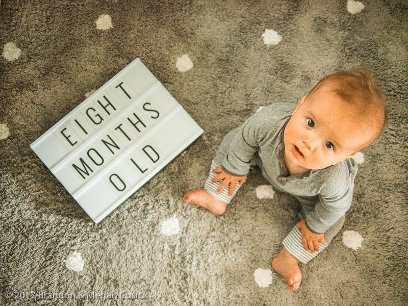 jett oliver 8 months