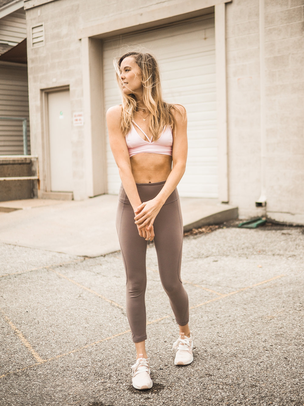 favorite protein bars and activewear picks