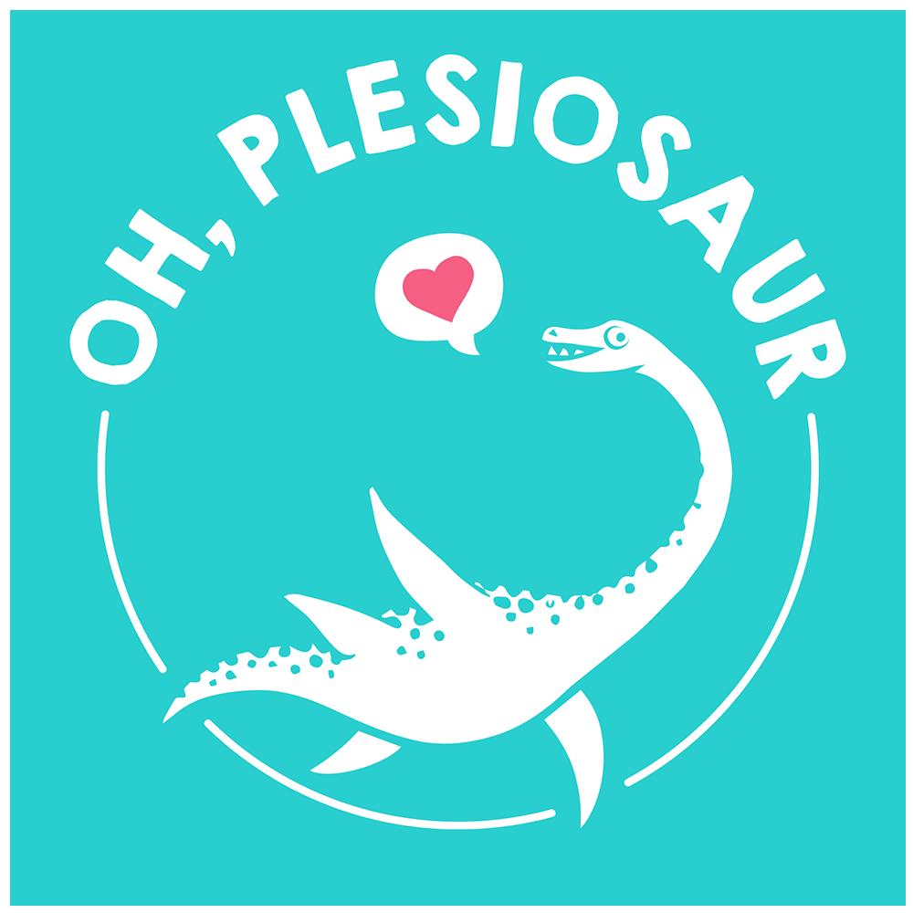 Oh, Plesiosaur