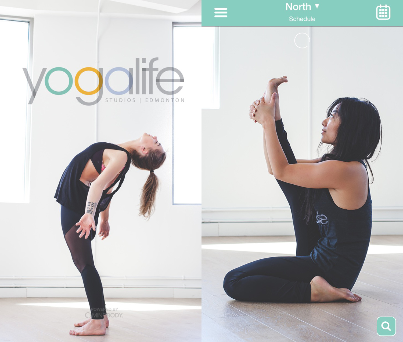 yogalife app 2