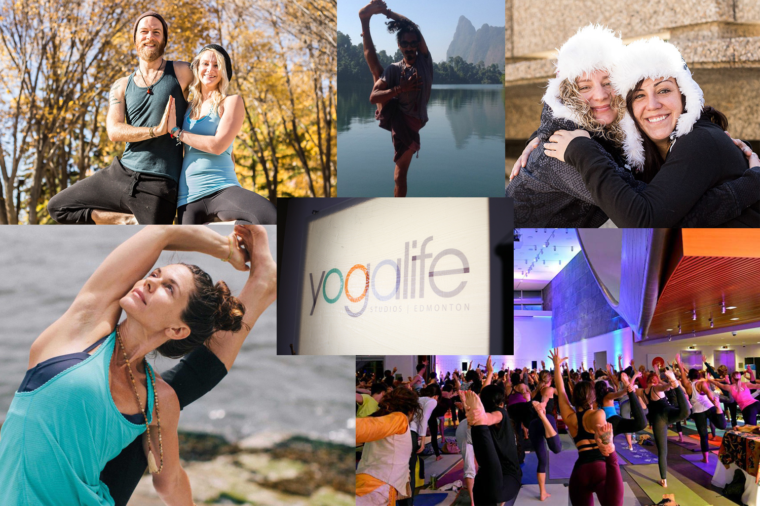 Happy New Year from the Yogalife family!