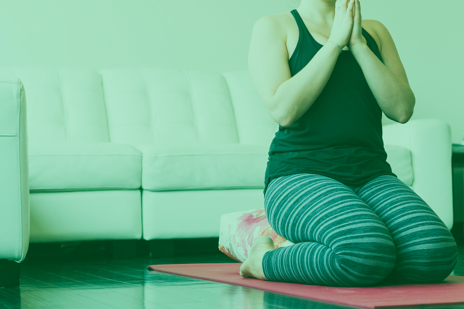 Edmonton heart chakra yoga