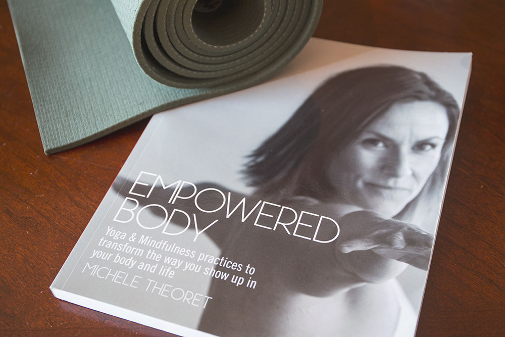 empowered body book-edmonton