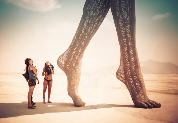 What is your favourite festival to attend? - Burning Man....yes, Burning man. Woa.     Photo: Trey Ratcliff
