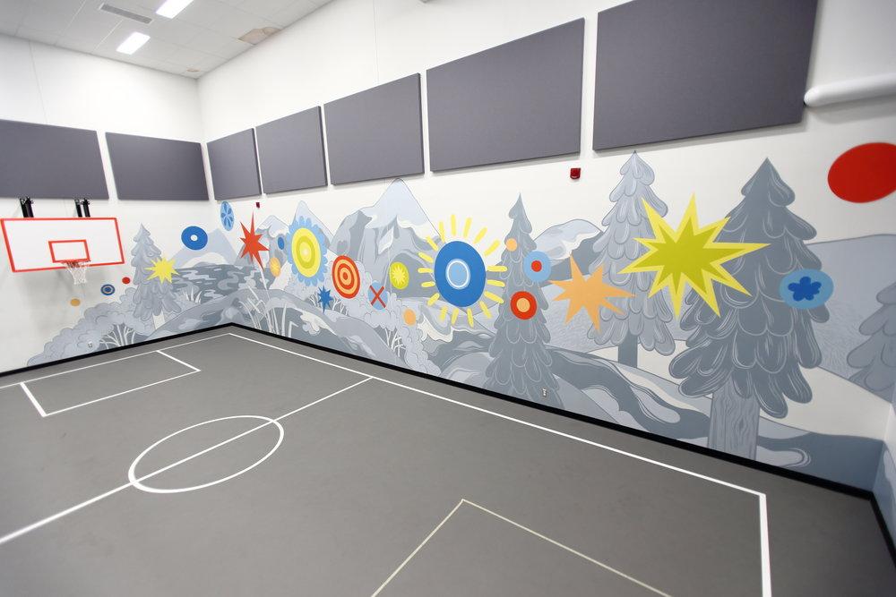 2017 - Free2BMe Gymnasium Mural - 004.JPG