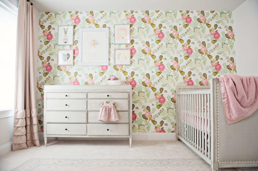 Petal Pink Nursery -