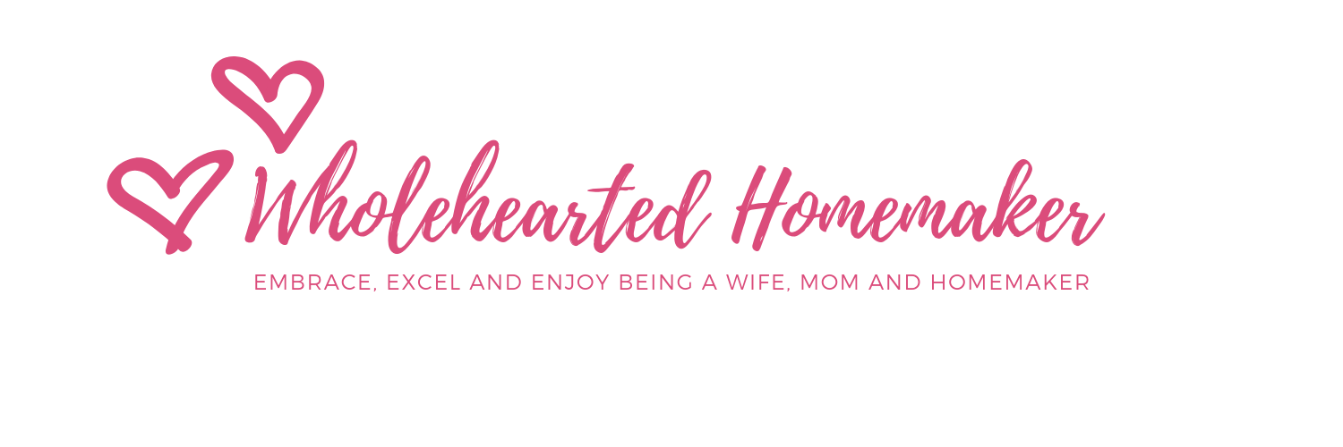Wholehearted Homemaker