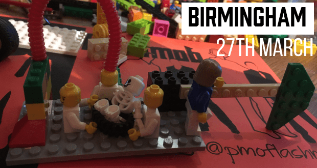 PMO Serious Games Night Birmingham