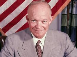Eisenhower - President and Effective Time Manager
