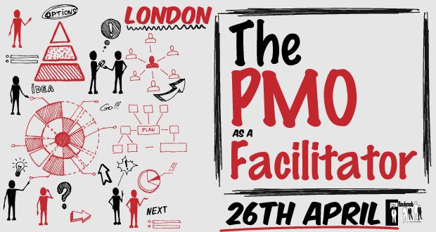 PMO As a Facilitator Event, London.
