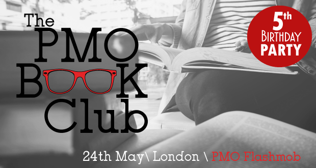 PMO Book Club Event, London.