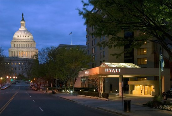 SeminarsWorld® in Washington D.C will be held at the Hyatt Regency Washington on Capitol Hill