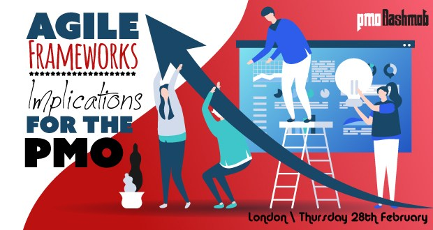 Agile frameworks - Implications for the PMO