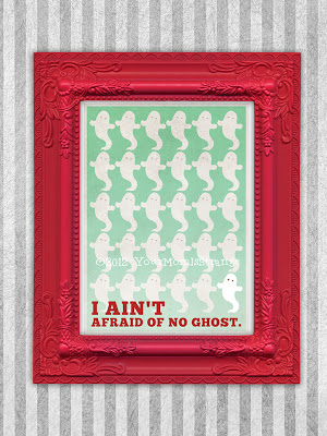 Ghostbuster Digital Print