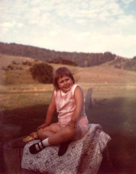 Blog Childhood Contemplating