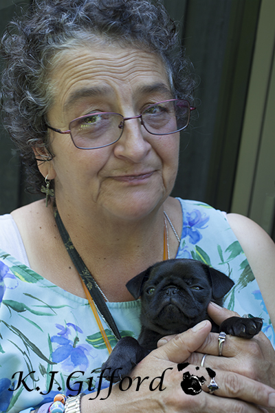Blog Norma and Puppy