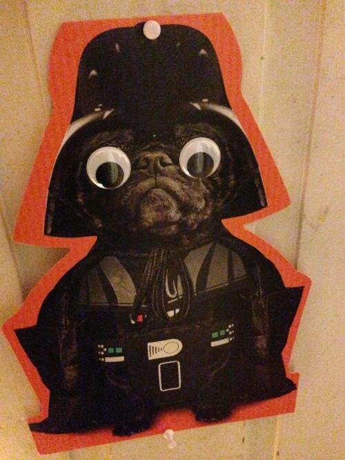 Vader card