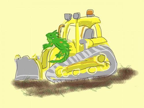 blog bulldozers