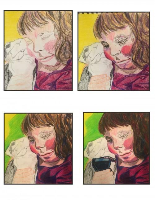 Rhianna Sketches