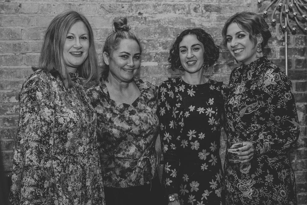 Emma Paton @finlay_fox ,Ashlyn Gibson @olivelovesalfie,Bertie Bowen and Gemma Shanley from @mothershoppers