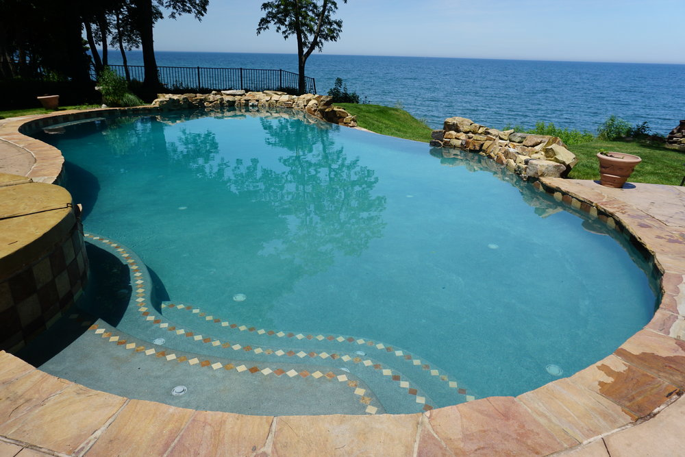 Swimming Pool Maintenance Victor & Rochester NY | The Handy Family
