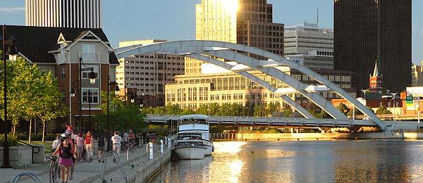 Rochester, NY Photo credit cityofrochester.gov