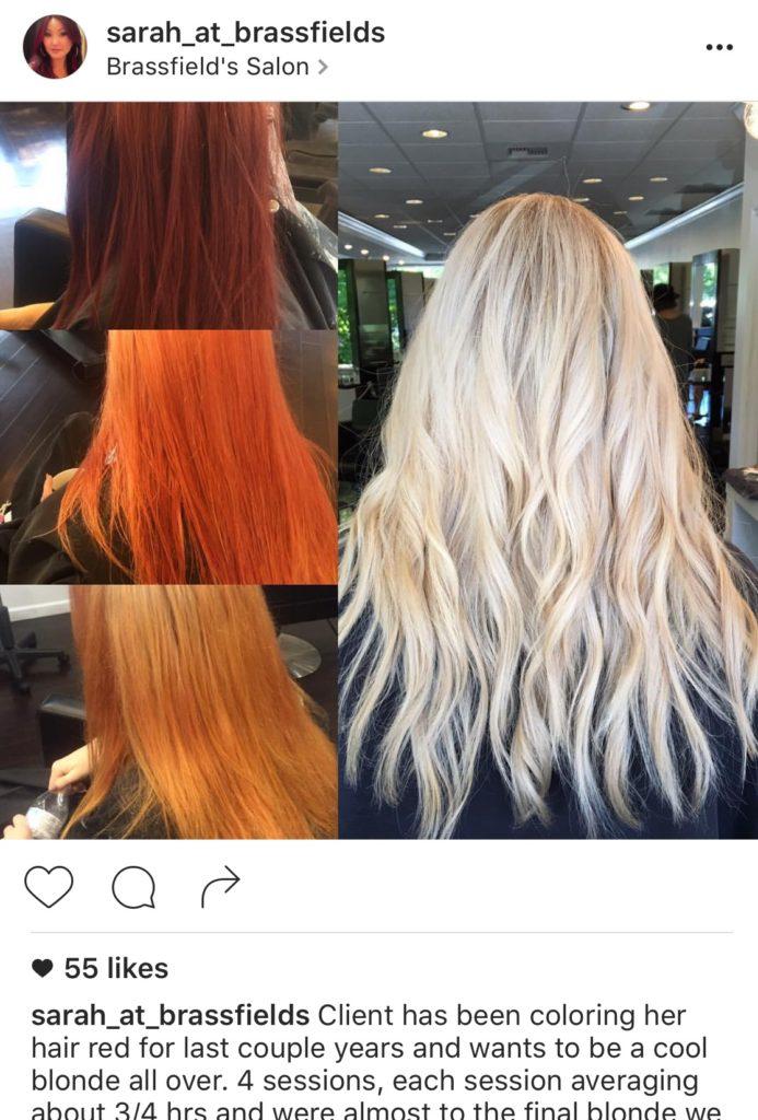 Hair Inspiration Expectation Vs Reality 5o1 Salon Experience