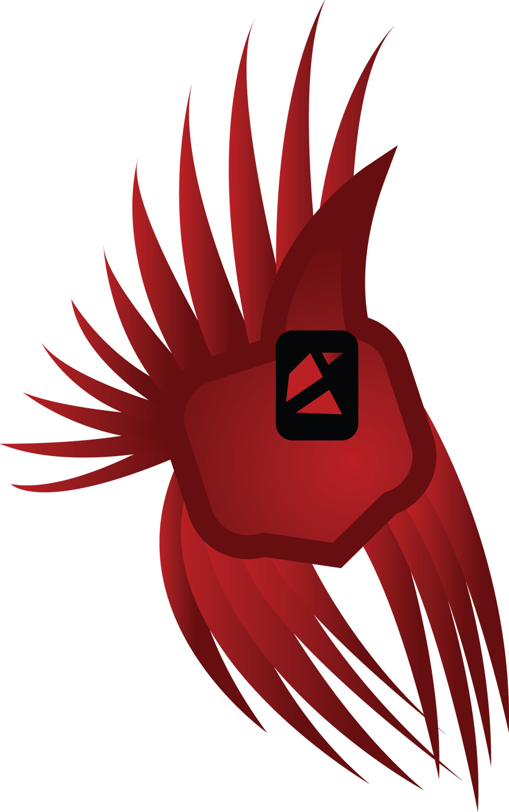 Arizona Cardinals logo redux