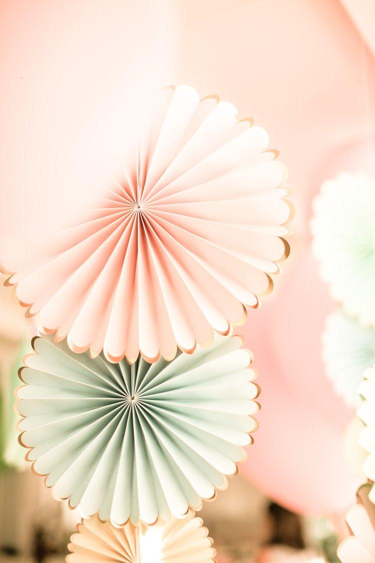 Pinwheels & Tassels