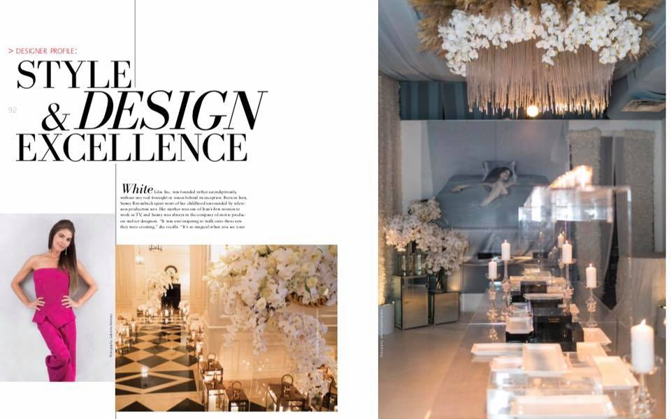 Grace Ormonde Wedding Style, August 2017
