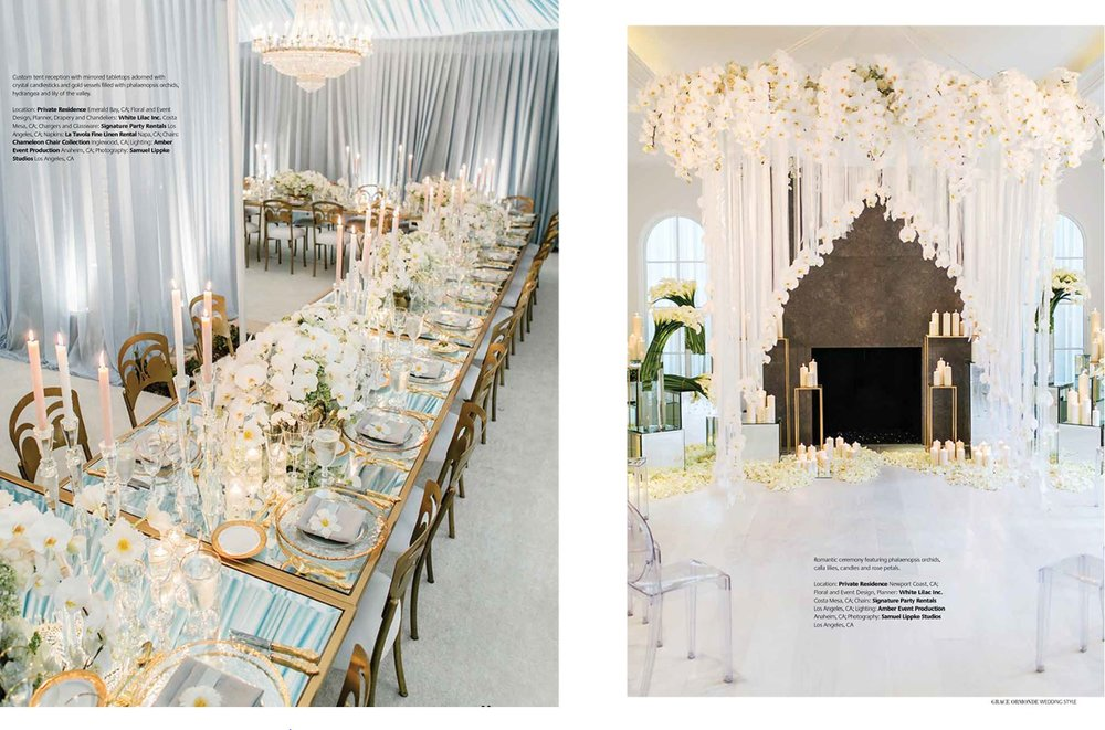 Grace Ormonde Wedding Style, Summer 2017