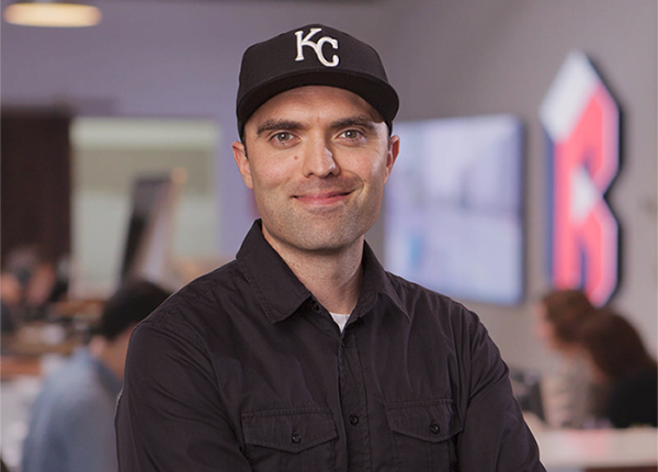 Tim Kail    Co-Founder & Chief Creative Officer