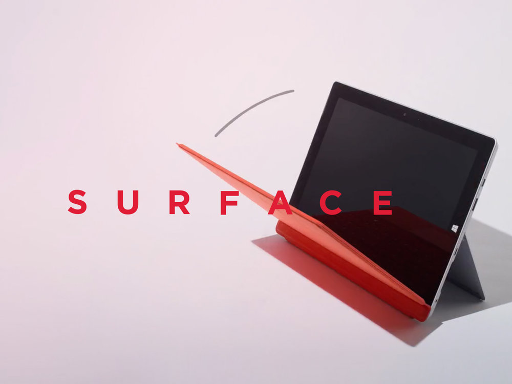 "Microsoft Surface ""infodoodles"""