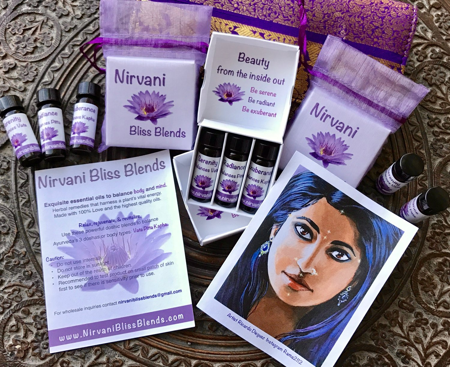 Nirvani Bliss Blends