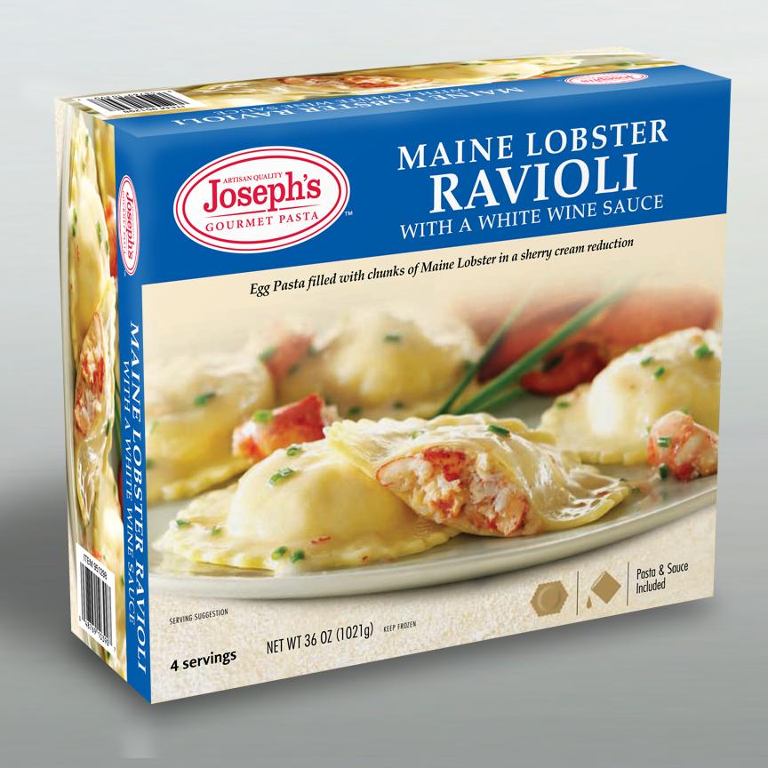 Joseph's Gourmet Pasta Ravioli