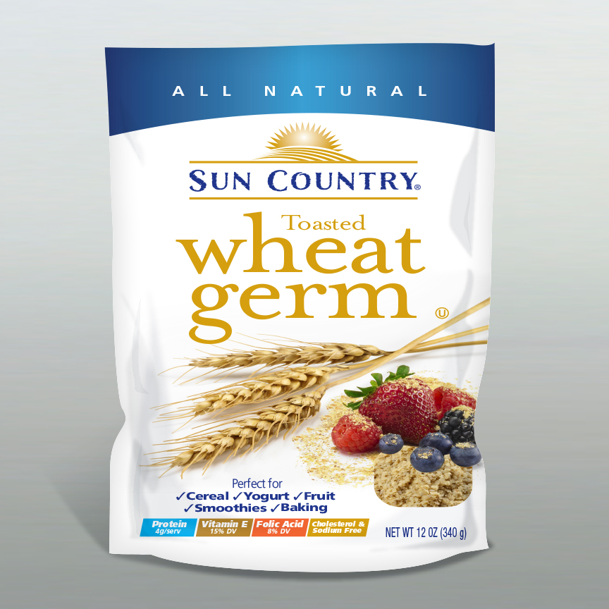 Sun Country® Wheat Germ