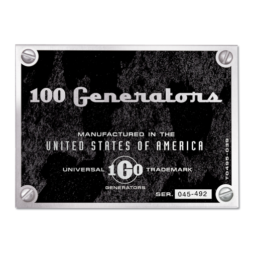 100 Generators Marketing Group