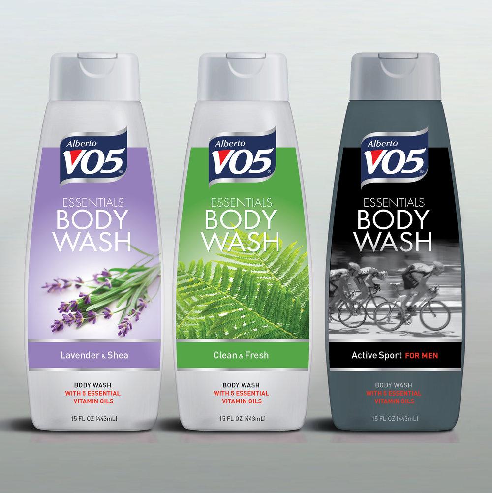 Alberto V05® Body Wash