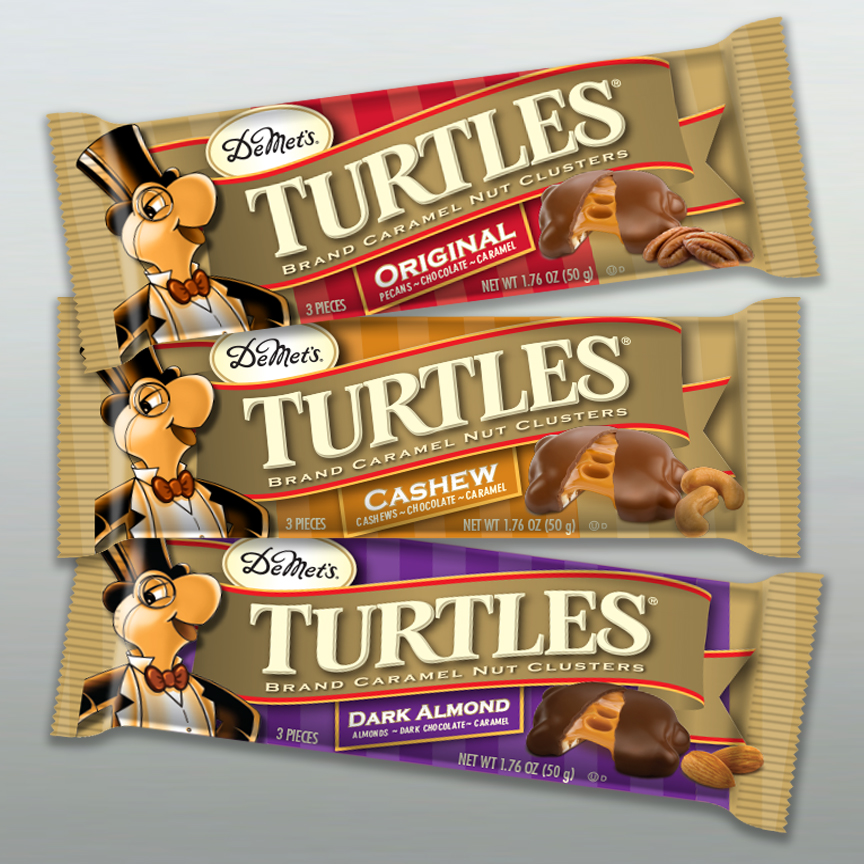 Turtles® Chocolate Caramel Clusters