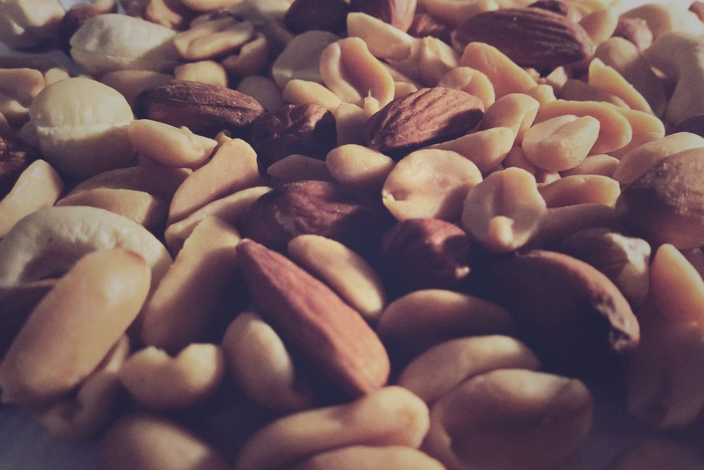 magnesium - nuts