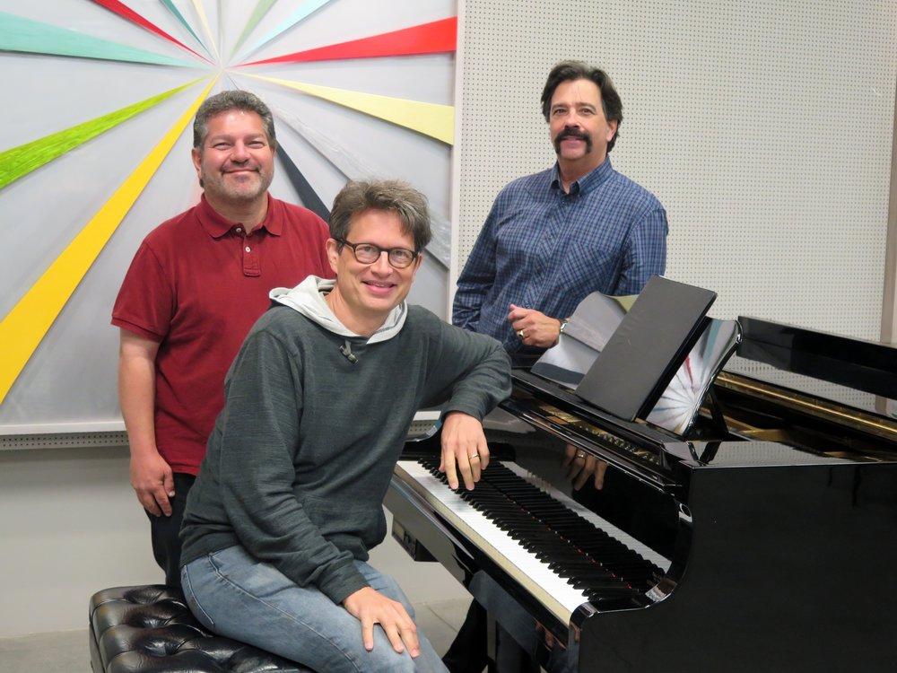 Allen Jay Zipper, Mark Hollmann & Dave Caplan