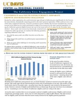 CCEP Policy Brief- Issue Five - California's 2012 Youth Voter Turnout- Disparate Growth and Remaining Challenges.jpg