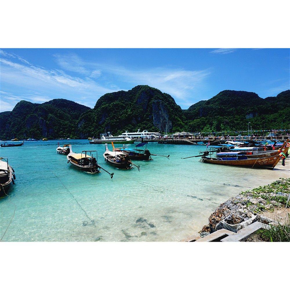 Welcome to Phi Phi Island