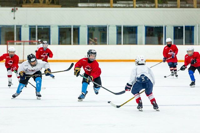 We are less than 24 hours away to getting back on the ice for the 2nd annual Larkin Hockey School!