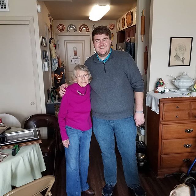 My dad has been searching for his biological mom for nearly 65 years. Today, thanks to the @ancestry DNA test @katiedee14 got me for Chirstmas, we found her not only alive and well, but living only 30 minutes from my dad's house in Houston, despite him being born and adopted in Columbus, Ohio all those years ago. It was a tearful reunion and a Christmas Mircale!!! #ancestrydna #christmasmiracle #christmas #hallmarkmovie #longlostfamily #biologicalmother