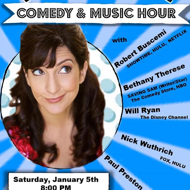 STOKED to be on this show tonight!!! #comedian #choirnerd #burbank