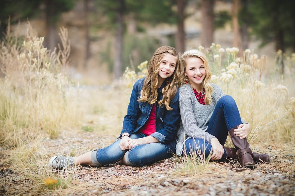 Las Vegas Teen Portrait Photographer
